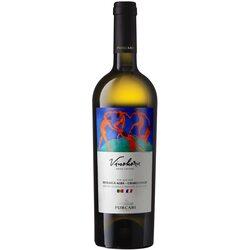 Vin Alb Purcari Vinohora, Feteasca Alba & Chardonnay, Sec, 0.75l image