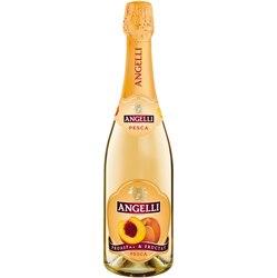 Vin Spumos Angelli Cocktail, Pesca,0.75l image