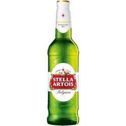 Bere Blonda Superioara Stella Artois, Sticla, 0.33l image