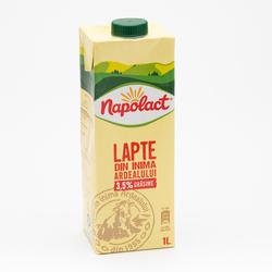 Lapte de consum 3.5% grasime 1L Napolact image