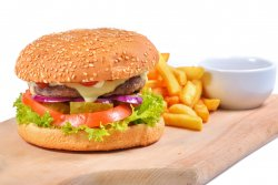 Burger-ul casei image