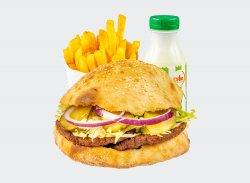 Hamburger meniu  image
