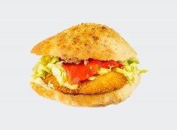 Sandwich snitel de pui image