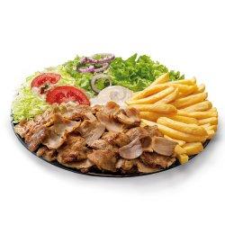 Piatto Kebab - mare image