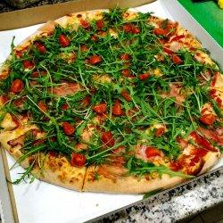 Pizza prosciutto crudo 35 cm image