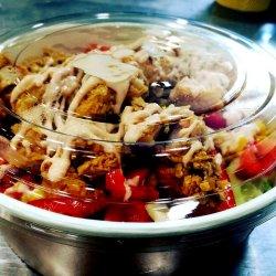 Salată cu crispy image