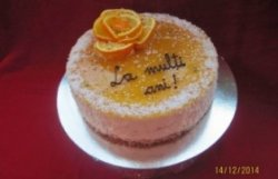 Tort de portocale image