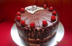 Tort special de ciocolată image