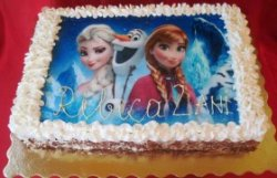 "Tort ""Ana și Elsa"" image"