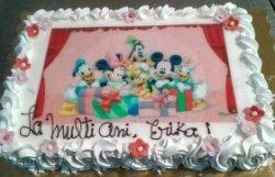 "Tort ""Clubul lui Mickey"" image"