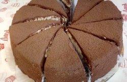 Tort Dukan ciocolată și vanilie image