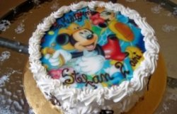 Tort Mickey Mouse image