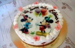 "Tort ""Minnie si Mikey"" image"