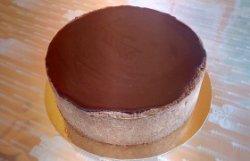 Pască cu ciocolată fără zahăr image