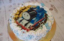 Tort Trenulețul Thomas image