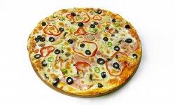 Pizza Capriciosa 24 cm image