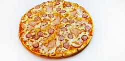 Pizza Gourmand 40 cm image