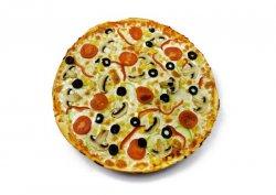 Pizza Vegetariană 24 cm image