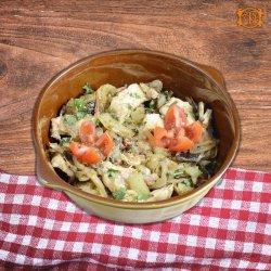 Piept de pui cu legume image