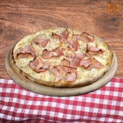 Pizza Chicken & bacon 30 cm image
