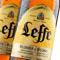 Bere Leffe Blondă image