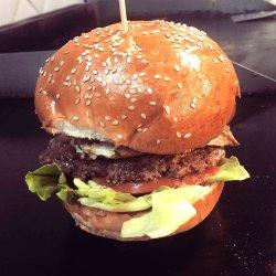 Klasik burger image