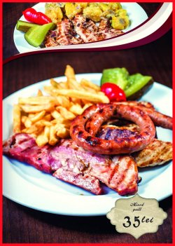 Mixed grill image