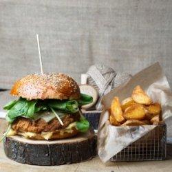 Chicken Burger  image
