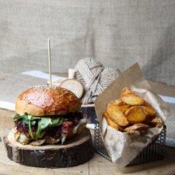 Marmalade Burger  image