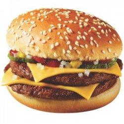 Dublu Cheeseburger pui image