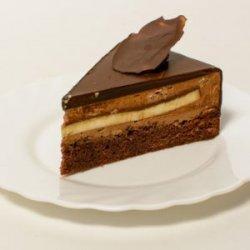 Felie tort ciocolată image