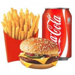 Meniu Burger Prima pui image