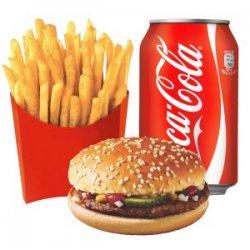 Meniu Burger pui image