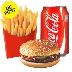 Meniu burger vegetal image