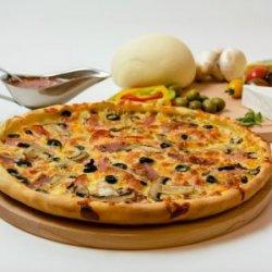 Pizza Capriciosa 32cm image