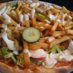 Pizza Kebab 32cm image