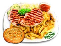 Meniu grill porc image