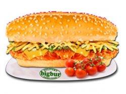 Sandwich krispy chicken big image