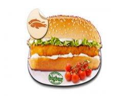 Sandwich fish normal image