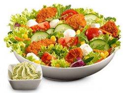 Salată hot krispy image