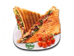 Sandwich toast normal image