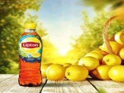 Lipton Ice Tea lemon image