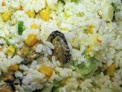 Salată de orez și calamar image