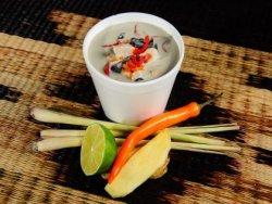 Supă Tom Kha image