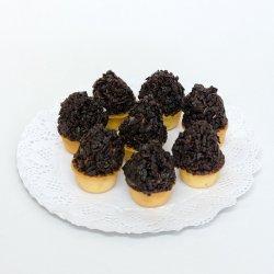 Mini tartă cu ciocolată image