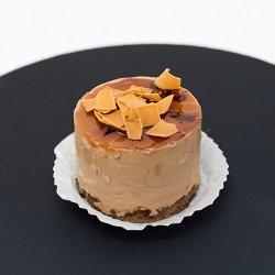 Mousse caramel image