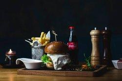 Kraft burger image