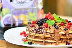Pancakes Bistro cu ciocolată image