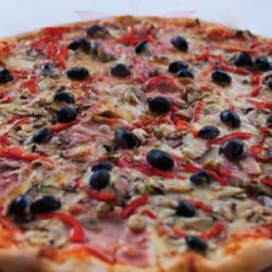 Pizza Capriciosa 45 cm image