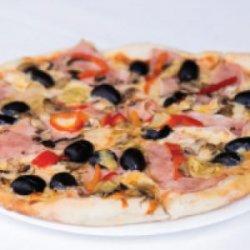 Pizza Quattro Stagioni 30 cm image
